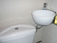 Wici Mini Fotostrecke Unseres Strong Mini Handwaschbeckens Strong
